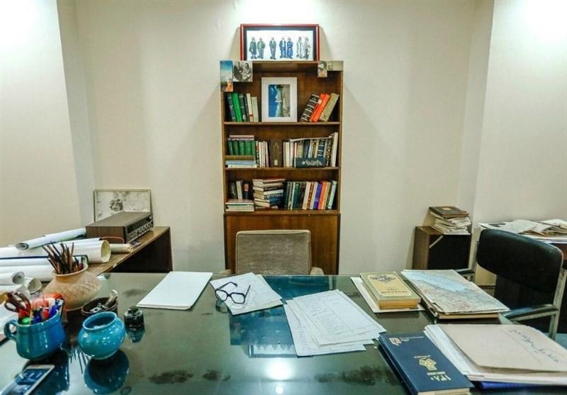 کتابخانه نادر ابراهیمی تحویل خانه شعر و ادبیات و تبدیل به موزه شد
