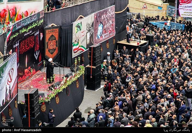 هیئتهای مذهبی امروز در میدان فلسطین تجمع میکنند