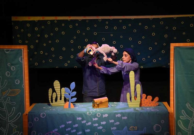 رامین کهن میهمان چهاردهمین جشنواره بینالمللی تئاتر عروسکی ازمیر شد