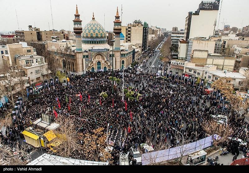 یکصدا زیر پرچم سردار/ آمیزهای از عزای عمومی و انتقام سخت
