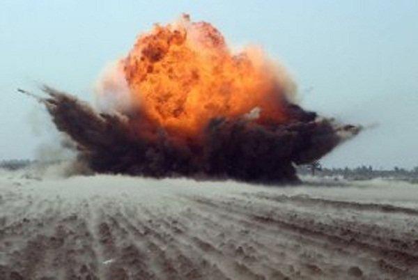 انفجار مین در غرب کرخه باعث مرگ یک نفر شد