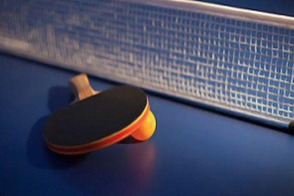 برگزاری مسابقات تنیس روی میز آسیای میانه در ایران
