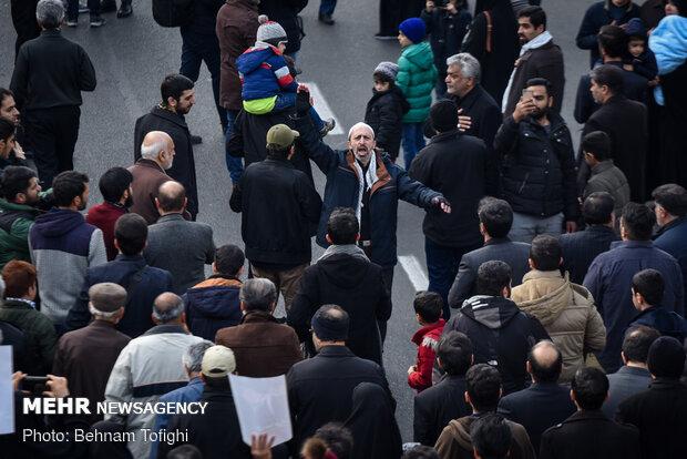 شهادت سردار سلیمانی قدرت جمهوری اسلامی را در منطقه نشان داد