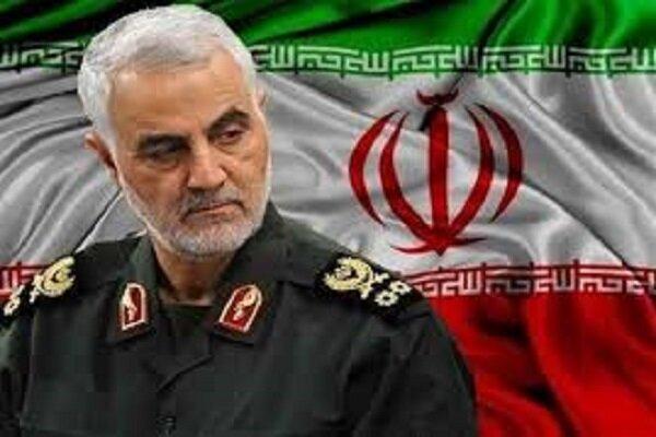 مراسم عزاداری سردار حاج قاسم سلیمانی در موزه انقلاب اسلامی
