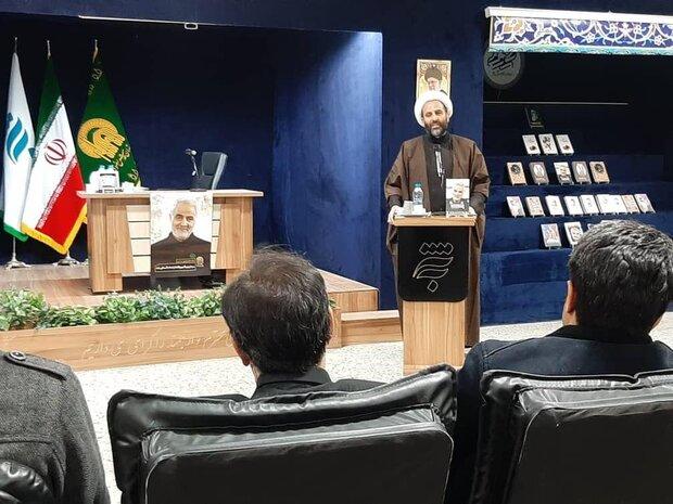 بعد فرهنگی فعالیتهای سردار شهید سلیمانی مظلوم باقی مانده است