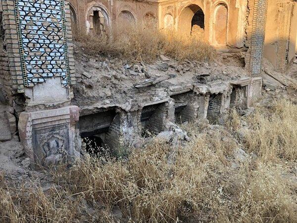 برخی سوداگران خیال میکنند همه بناها تاریخی هستند