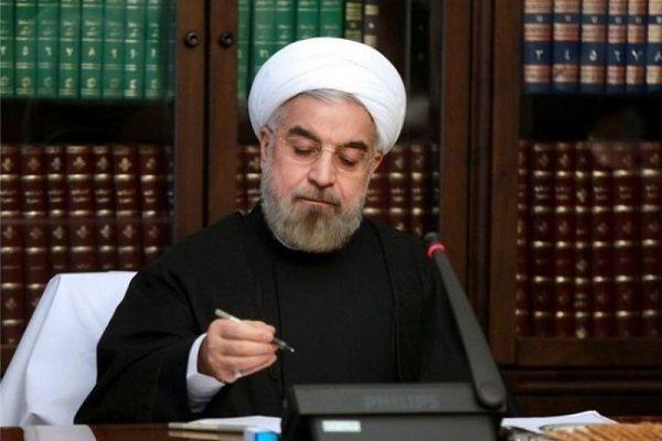 روحانی درگذشت مادر شهیدان حسینینسب را تسلیت گفت